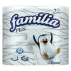 "Туалетная бумага ""Familia Plus"" 8 шт"