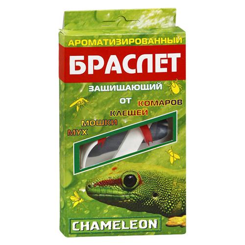 """Ароматизированный браслет """"Chameleon От комаров"""