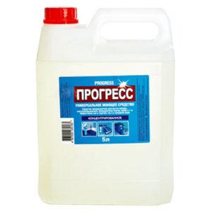 """Моющее средство """"ПРОГРЕСС Универсальное"""" 5 л"""