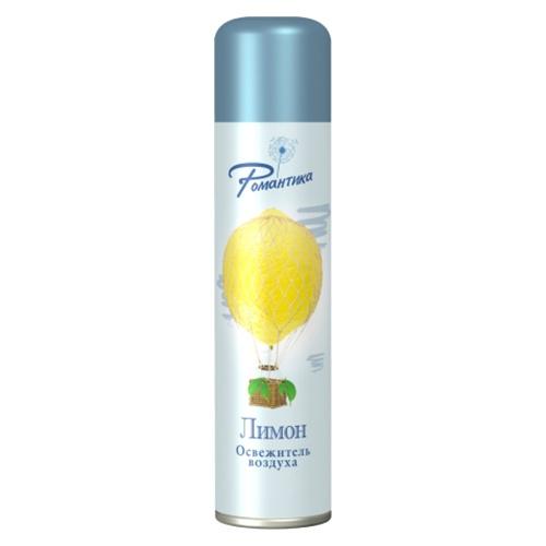 """Освежитель воздуха """"ROMANTICA Лимон"""" 300 мл"""