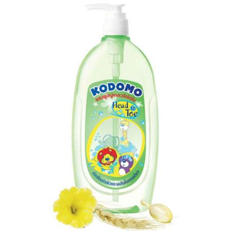 Kodomo: уход с первых дней жизни малыша
