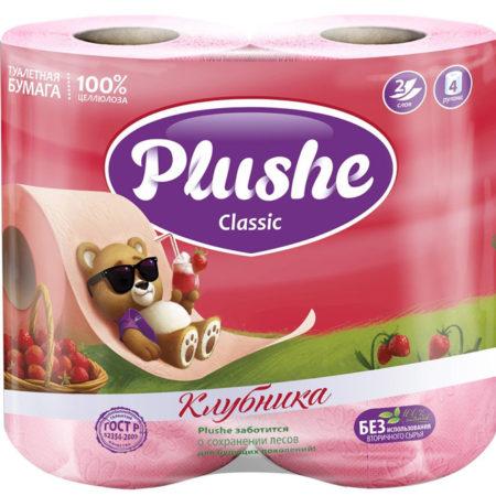 Plushe: экологически чистая бумажная продукция