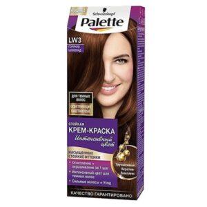 Краска для волос Palette «Горячий шоколад, интенсивный цвет, оттенок LW3», 1 шт