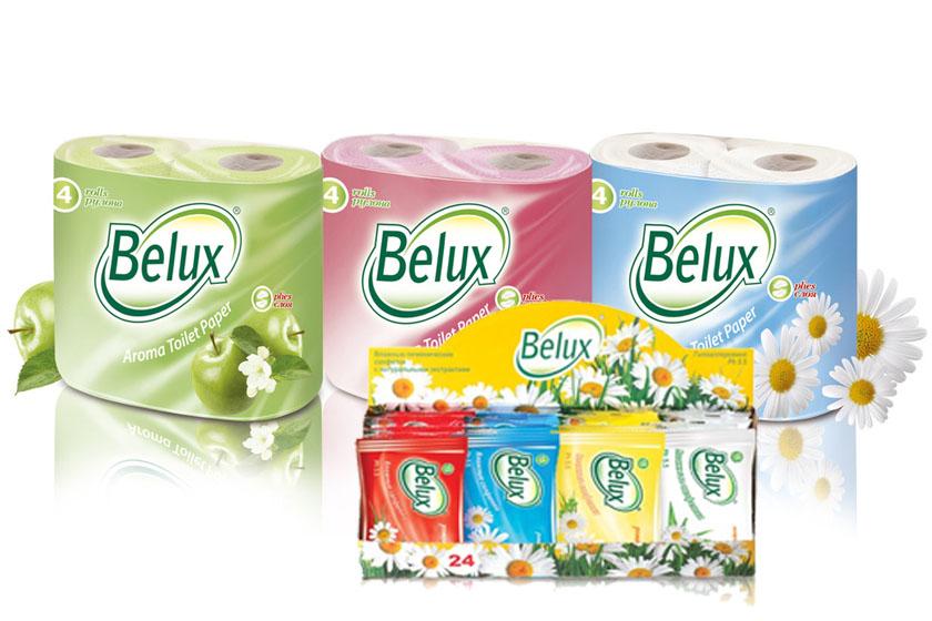 Бумага и салфетки Belux (Белюкс)оптом