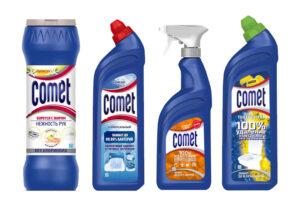Средства для уборки Comet (Комет)оптом