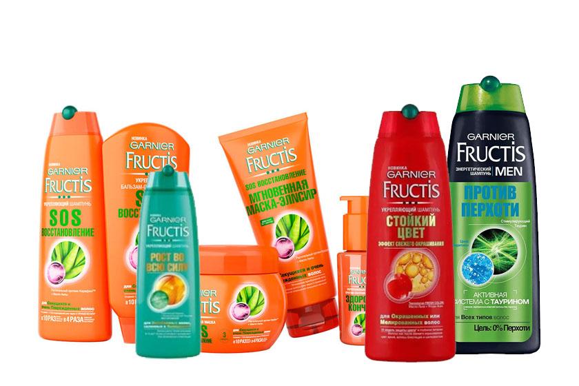 Косметические средства для волос Fructis (Фруктис)оптом
