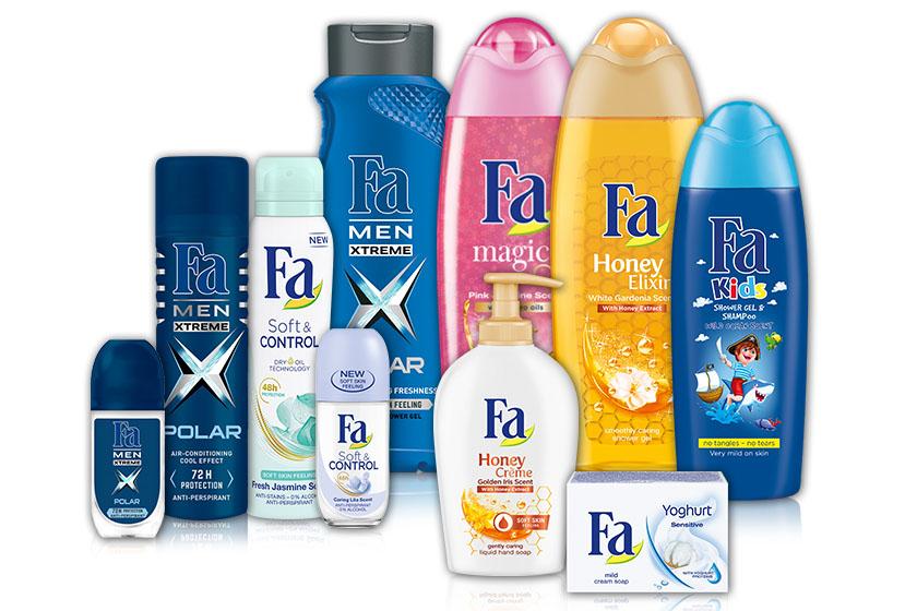 Косметические товары Fa (Фа) оптом