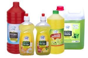 Чистящие и моющие средства Семь Звезд оптом