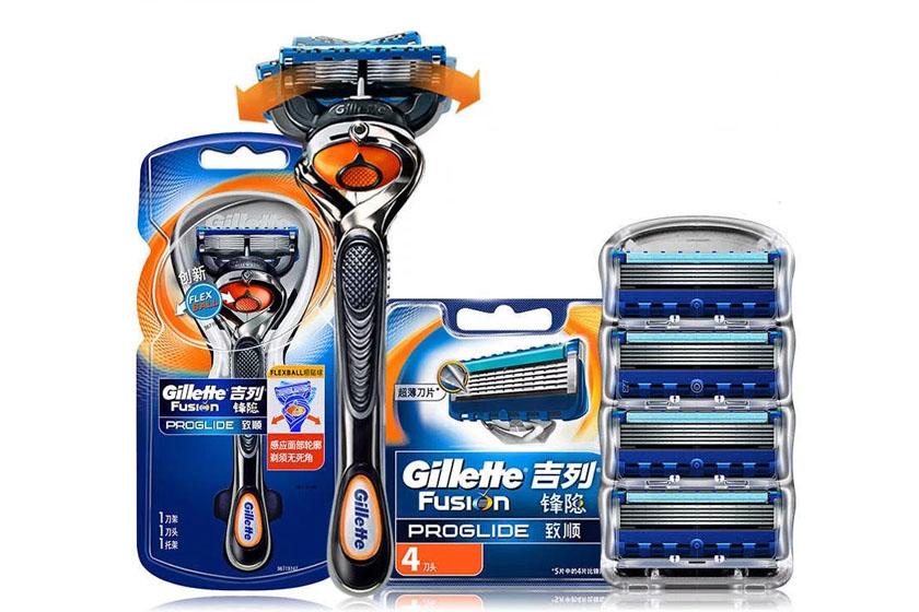 Товары для бритья Gillette (Жиллетт) оптом