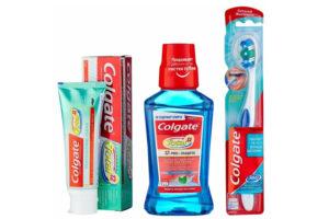Зубная паста и щетки Colgate (Колгейт)оптом