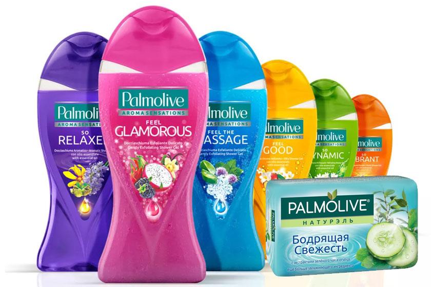 Мыло и гели для душа Palmolive (Палмолив)оптом