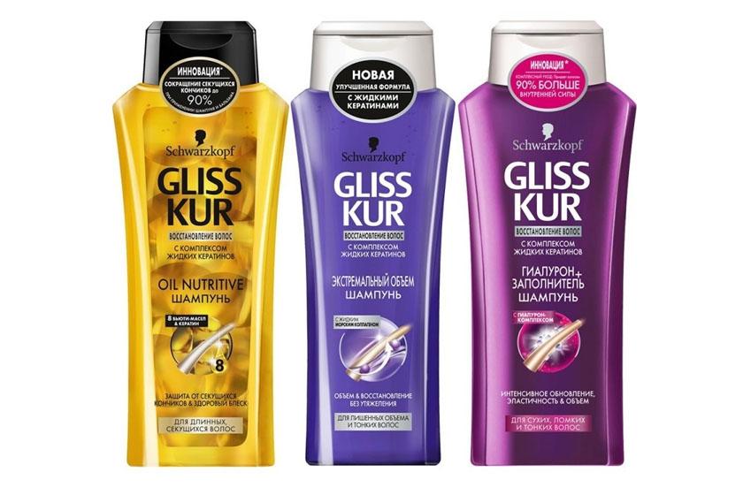 Средства для ухода за волосами Gliss Kur (Глисс Кур)оптом