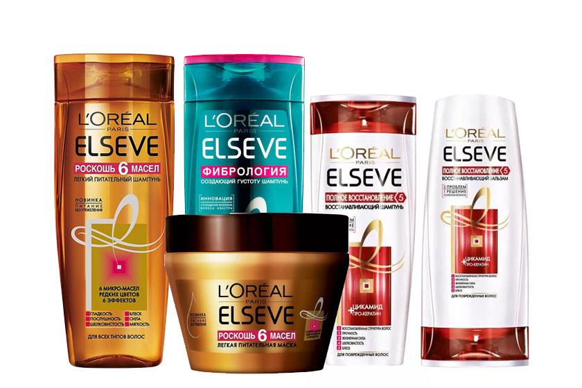 Средства для волос Elseve (Эльсев)оптом