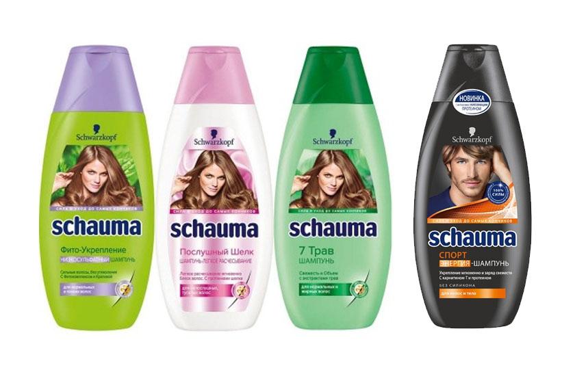 Шампуни для волос Schauma (Шаума)оптом