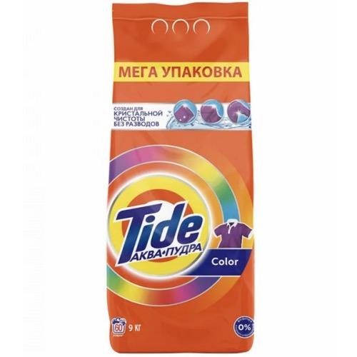 """Стиральный порошок """"Tide Color"""" 9 кг"""