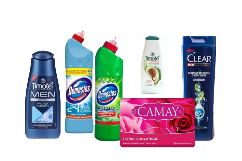 Бытовая химия Unilever