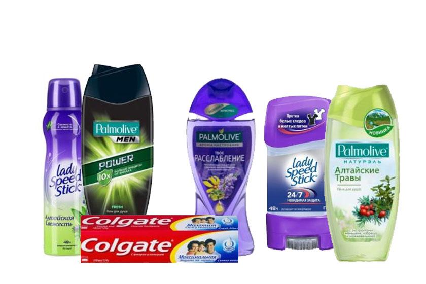 Средства для ухода за телом и волосами Colgate