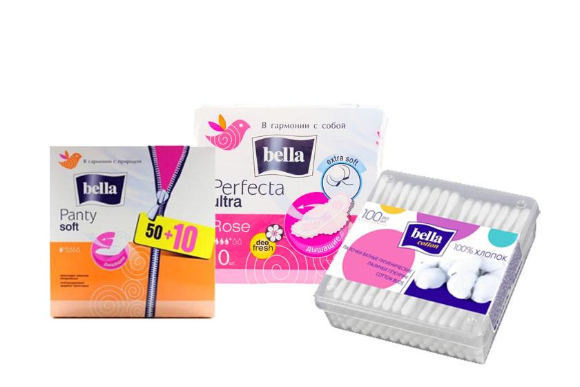 Товары для женщин Bella