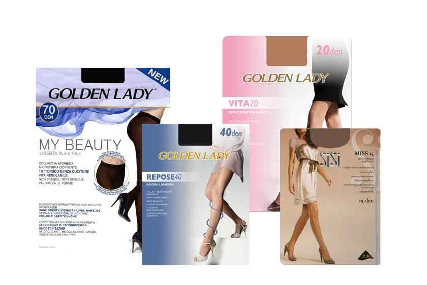 Товары для женщин GoldenLady